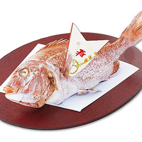 伊勢神宮外宮奉納 祝い鯛姿焼き (1kg) 鯛 尾頭付き 国産天然鯛 お食い初め 飾り付き