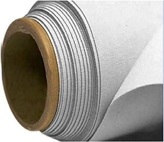 Tela para forrar cortinas térmicas, de Rayyan Linen's. Tela por metro. 137cm de ancho. Tela opaca 3 pass. Recubrimiento refleja la luz del sol