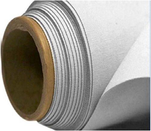 Rayyan Linen, tessuto termico e riflettente per tende oscuranti, larghezza di 137cm, vendita al metro