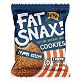 Keto's Favorite Cookie - We're passionate about making the world's best keto & low-carb snacks Keto-Friendly & Low-Carb Macros - 0 Sugar, 1 Net Carbs and 8g of Healthy Fat Best Keto Snack - A Rich Peanut Butter Cookie with a Hint of Salt Certified Gl...