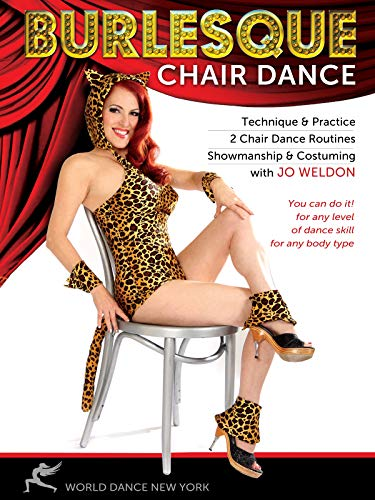 Burlesque Chair Dance: Stuhltanz Technik & Praxis [OV]