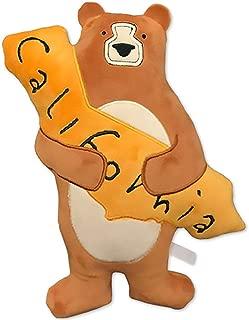 SF Mercantile California Bear Hug Plush Pillow