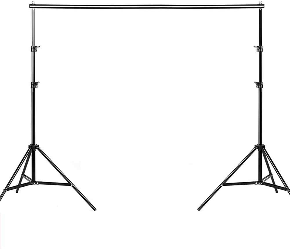 Max 82% OFF Teerwere Photography Stand Support Backdro Adjustable Selling and selling Background