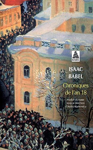 Chroniques De L'an 18 Bab N.201: Et autres chroniques (1916)