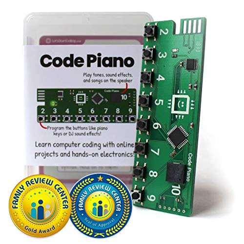 Code Piano STEAM Toy