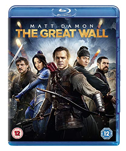 The Great Wall [Blu-ray] [2017]