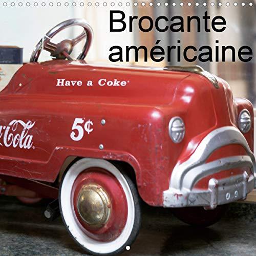LawrenZ, k: Brocante américaine (Calendrier mural 2020 300 ×: Brocante américaine, des objets dantan.
