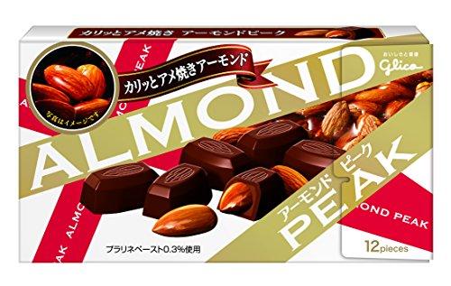 江崎グリコ アーモンドピーク 12粒×10個