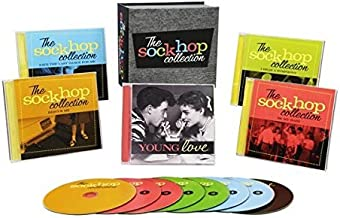 The Sock Hop Collection (8-CD Box Set) - Time Life by Sam Cooke (2014-10-21)