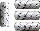 Hochwertige Polyamidrolle Rolle für 2K-Epoxidharz Bodenbeschichtung Hochwertige Polyamidrolle Walze für 2K-Epoxidharz Grundierung Versiegelung Hochwertige Polyamidrolle Rolle für 2K-Polyurethan Top Coats, Flüssigmembranabdichtungen