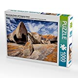 Remarkable Rocks auf Kangaroo Island 1000 Teile Puzzle quer