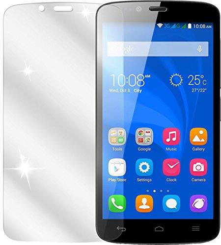 6x Schutzfolie klar kompatibel mit Huawei Honor Holly Folie Displayschutzfolie