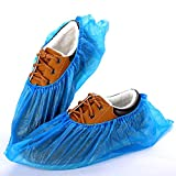 HALULU Shoe Covers Disposable -100 Pack (50 Pairs)...