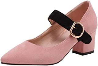 Melady Classic Mary Janes Pumps Low Heels