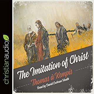 The Imitation of Christ  cover art