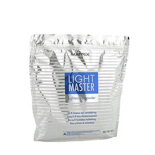 Matrix Light Master Powder, Decolorante Per Capelli, 500 grammi