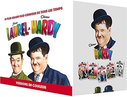Laurel & Hardy-Versions en Couleurs