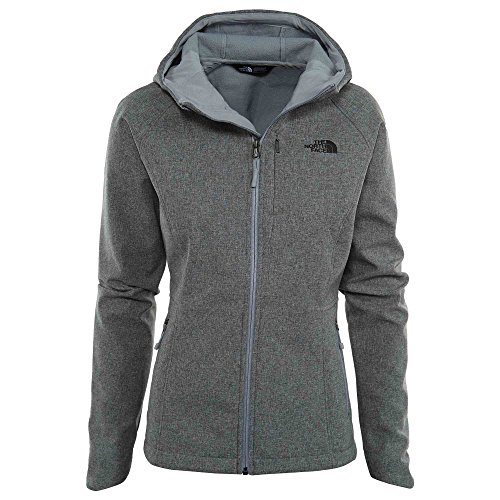 The North Face Apex Bionic Hoodie Women's (Medium, Tnf Medium Grey Heather)