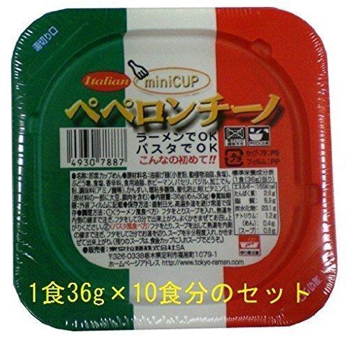 東京拉麺 ペペロンチーノ 36g