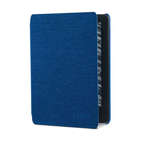 Custodia in tessuto per Kindle, blu