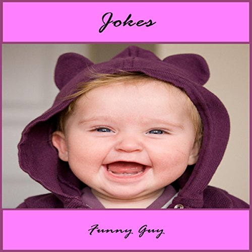 Jokes: Clean Jokes audiobook cover art