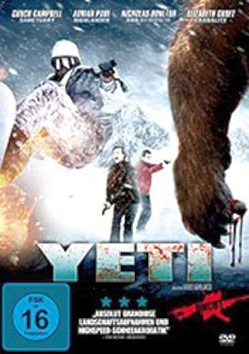 Deadly Descent: The Abominable Snowman ( Yeti...
