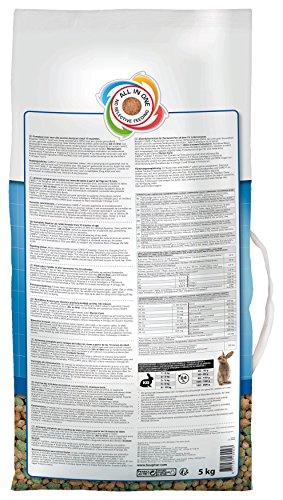 beaphar Care+ Kaninchen | Kaninchenfutter mit Alfalfa aus Bergwiesen | Fördert den gesunden Zahnabrieb | Niedriger Fettgehalt | 5 kg Beutel - 2