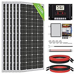 DIY Off-Grid Solar Power Kits: 10 Best Off-Grid Solar Power Kits