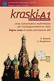 Kraski-A1. Corso comunicativo multimediale per l'autoapprendimento della lingua russa di livello principiante A1. CD-ROM