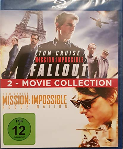 Mission Impossible - Fallout/Rouge Nation 2-Movie Collection