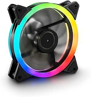 Shark Blades RGB, ventola da 120 mm, silenziosa ed RGB addressable