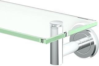 Gatco 4246 Latitude II Glass Shelf, Chrome [並行輸入品]