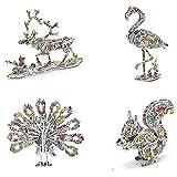 JDV 3D Juego de Rompecabezas de Pintura para Colorear para niños DIY Graffiti Animal Dinosaurio avión casa Rompecabezas Modelo(6)
