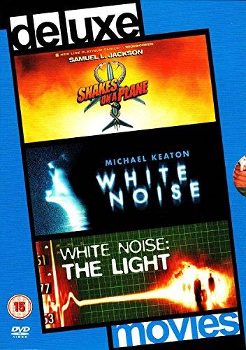 Snakes On A Plane/White Noise/White Noise 2 [3 DVDs] [UK Import]