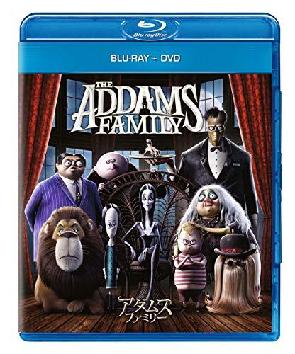 アダムス・ファミリー ブルーレイ+DVD [Blu-ray]
