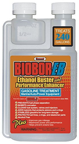 Biobor EB, Ethanol Buster and Performance Enhancer Gasoline Treatment,...