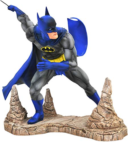 Diamond Select Toys DC Gallery - Classic Batman PVC 18cm Statue (APR202658)