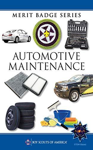 Automotive Maintenance Merit Badge Pamphlet