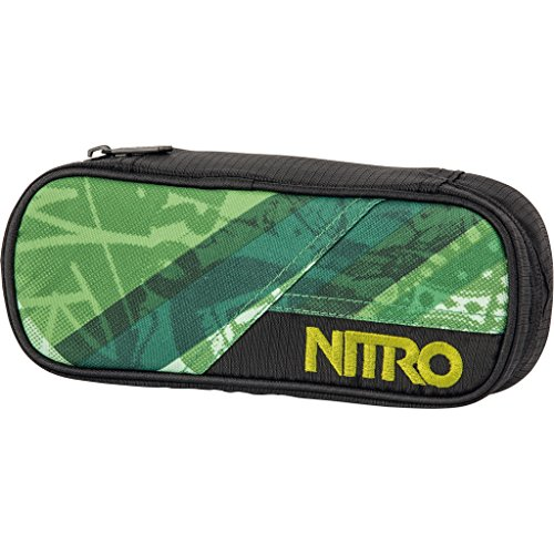 Nitro Snowboards 2018 Trousses, 28 cm, Vert (Wicked Verde)