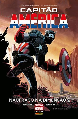 Capitão América. Náufrago na Dimensão Z