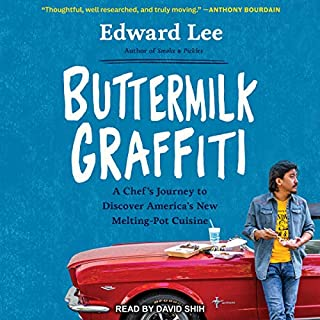 Buttermilk Graffiti audiobook cover art