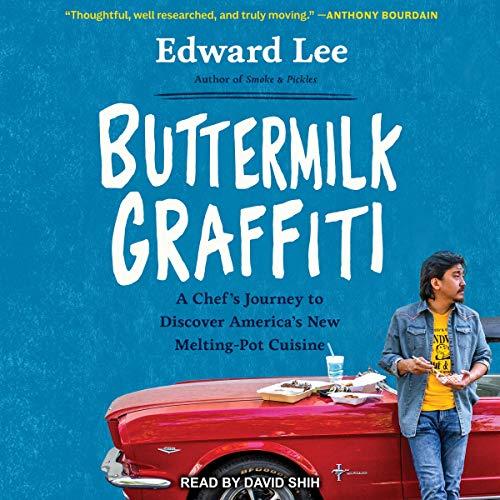 Buttermilk Graffiti Audiobook By Edward Lee cover art