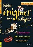 Petites énigmes trop malignes - Du CE1 au CE2 - Cahier de vacances - Hachette Éducation - 11/05/2011
