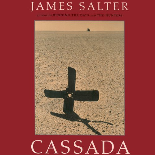 Cassada audiobook cover art