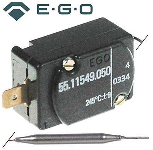 Ego Seguridad Termostato 55.11549.050 apto para FAGOR,
