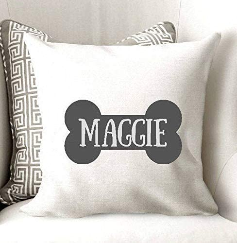 luckluccy Personalized Virginia Beach Mall Direct sale of manufacturer Pet Pillow Personal Dog