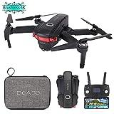 le-idea IDEA30 - Pieghevole Brushless GPS Drone con Telecamera 4K (16MP)Lente...