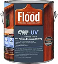Flood FLD442-01 Clear Voc Wood Finish