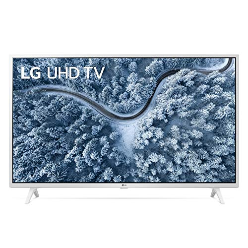 "LG 43UP76906LE Smart TV LED 4K Ultra HD 43"" 2021 con Processore Quad Core 4K, Wi-Fi, webOS 6.0, FILMMAKER MODE, Game Optimizer, Google Assistant e Alexa Integrati, Telecomando Puntatore"