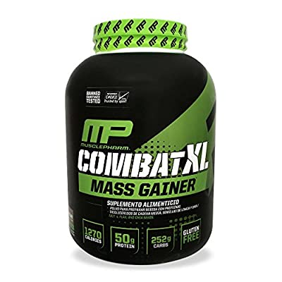 MusclePharm Combat XL Mass-Gainer Powder